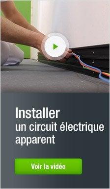 Moulure goulotte et plinthe moulure lectrique cache - Goulotte electrique pour exterieur ...