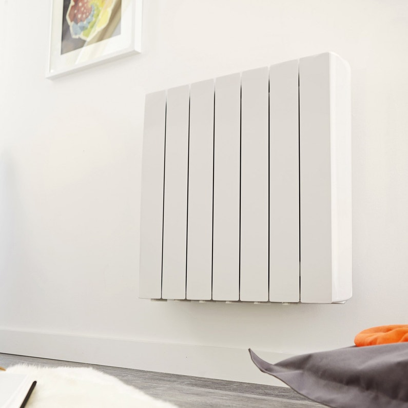 radiateur lectrique inertie fluide equation alidea 1000. Black Bedroom Furniture Sets. Home Design Ideas
