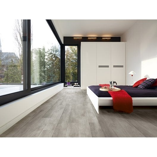 sol stratifi artens plus p 7 mm d cor ch ne brume leroy merlin. Black Bedroom Furniture Sets. Home Design Ideas