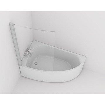 Baignoire salle de bains leroy merlin - Baignoire pas cher leroy merlin ...