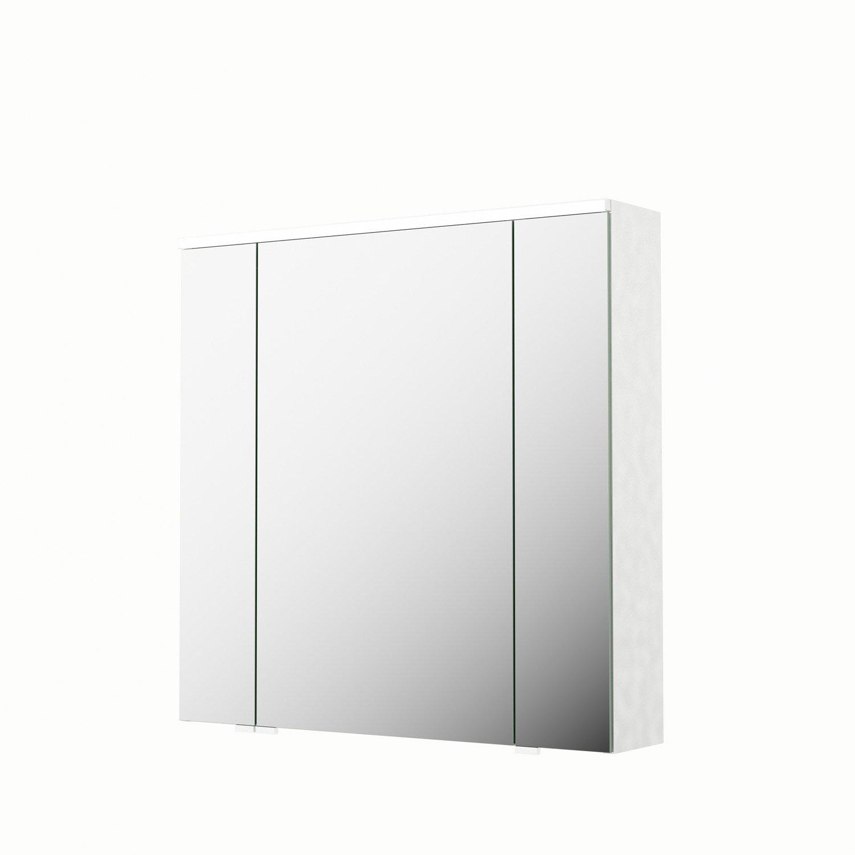 armoire de toilette lumineuse avec prise galerie de. Black Bedroom Furniture Sets. Home Design Ideas