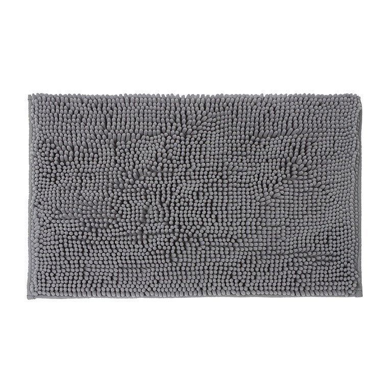 Tapis De Bain L.40 X L.60 Cm Granit N°3,