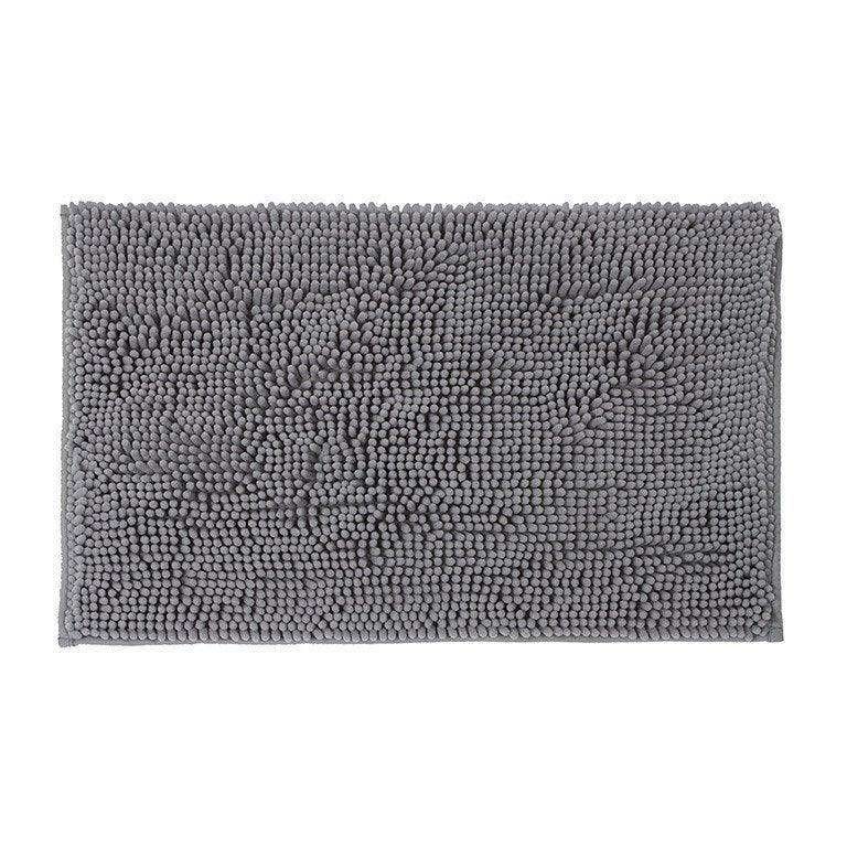 Tapis De Bain L 40 X L 60 Cm Granit N 3 Kate Sensea Leroy Merlin