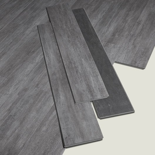 lame pvc clipsable nolita grey gerflor senso lock plus. Black Bedroom Furniture Sets. Home Design Ideas