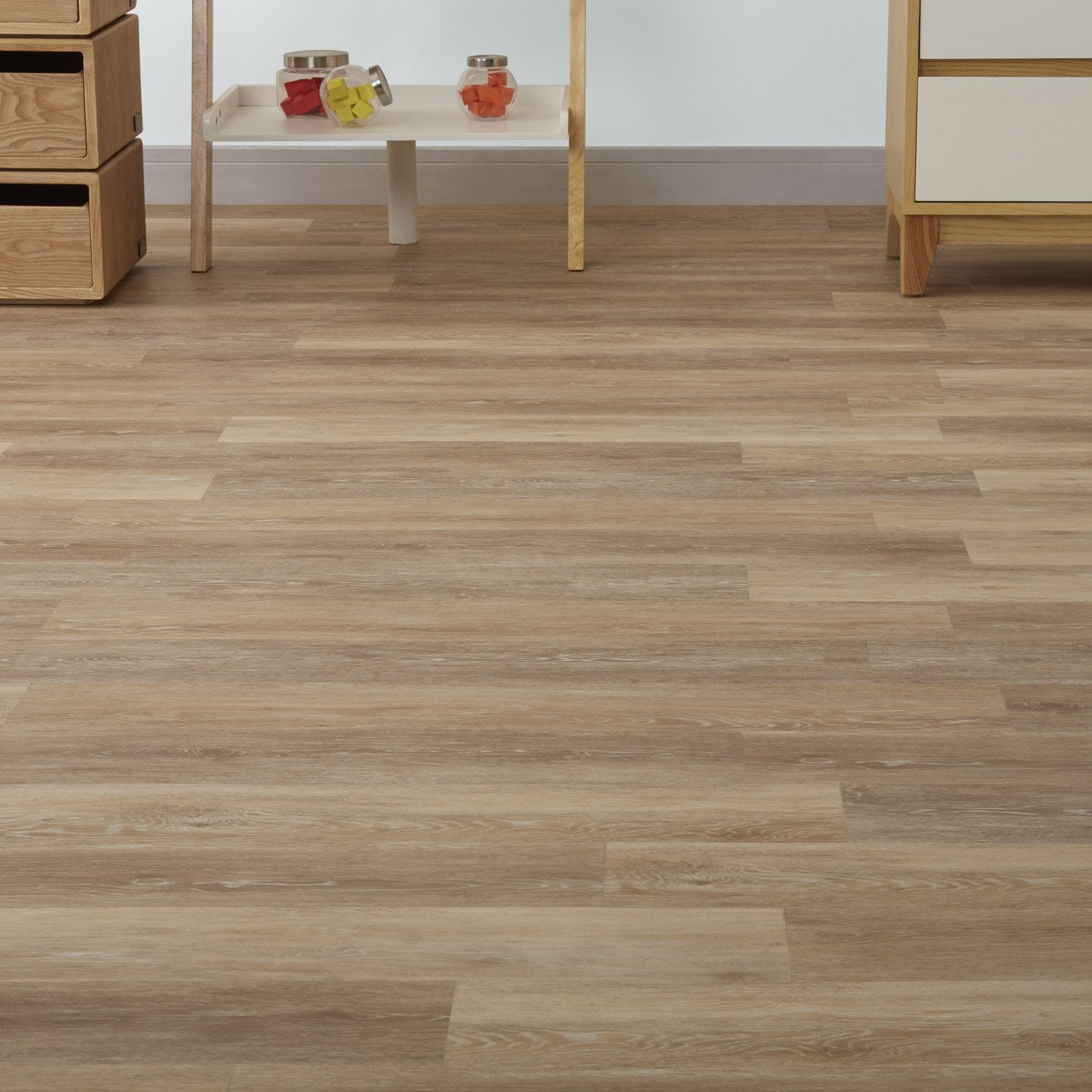 Dalles Clipsables Saint Maclou artens parquet pvc - construction et immobilier