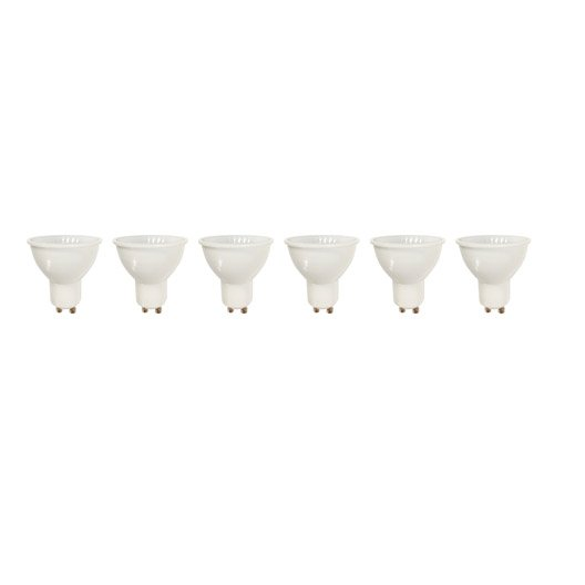 ampoule led gu10 pour spot 5w 460lm quiv 50w 3000k. Black Bedroom Furniture Sets. Home Design Ideas