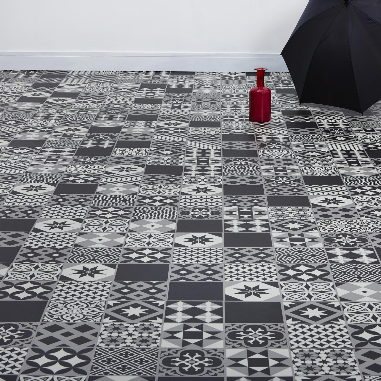 dalle pvc adh sive gatsby artens stone leroy merlin. Black Bedroom Furniture Sets. Home Design Ideas