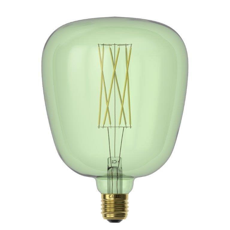 Ampoule décorative Led verte Kiruna 140 mm E27 205 Lm = 40 W, CALEX