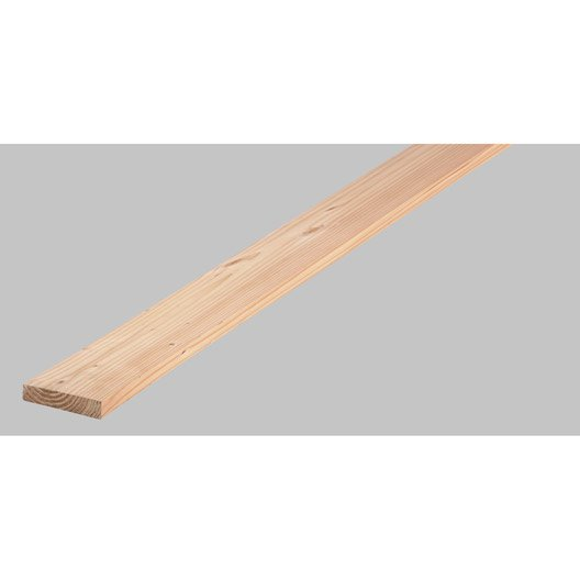 planche douglas petits noeuds rabot 200x28 mm long 250cm leroy merlin. Black Bedroom Furniture Sets. Home Design Ideas