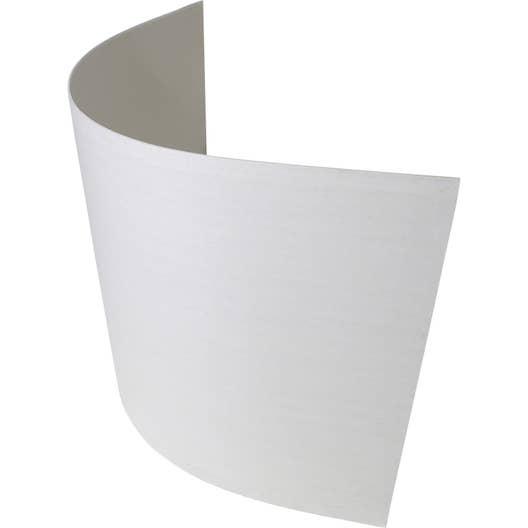 plaque de pl tre techniform ce 2 5 x 0 9 m ep 6 5 mm leroy merlin. Black Bedroom Furniture Sets. Home Design Ideas