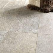Carrelageextérieur Pietra en cérame pleine masse, gris, 30 x 60 cm