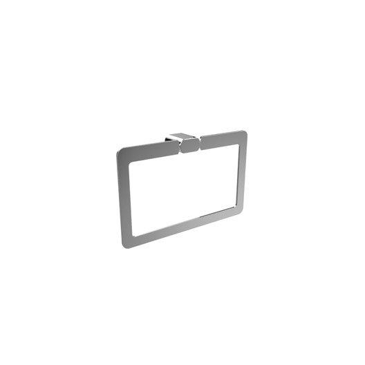 porte serviettes laiton anneau x cm leroy merlin. Black Bedroom Furniture Sets. Home Design Ideas