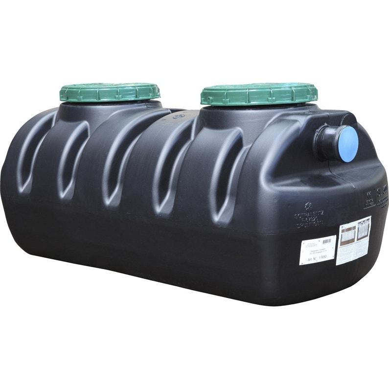 Bac Dégraisseur En Polyéthylène Sotralentz 500 L