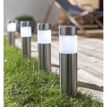 Eclairage solaire leroy merlin - Lampe solaire jardin leroy merlin ...