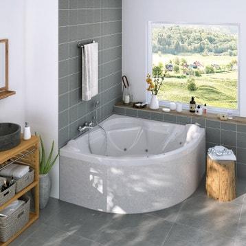 Baignoire balnéo - Baignoire balnéo, spa et sauna au meilleur prix ...