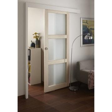ensemble porte coulissante porte galandage au meilleur prix leroy merlin. Black Bedroom Furniture Sets. Home Design Ideas