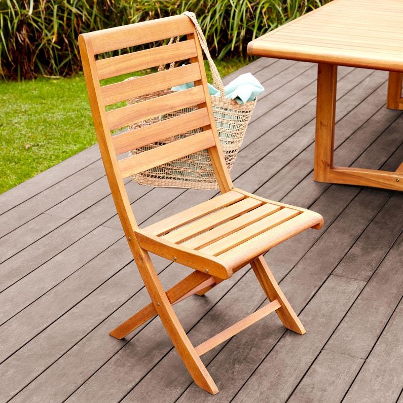Chaise chaise en bois Viena marron