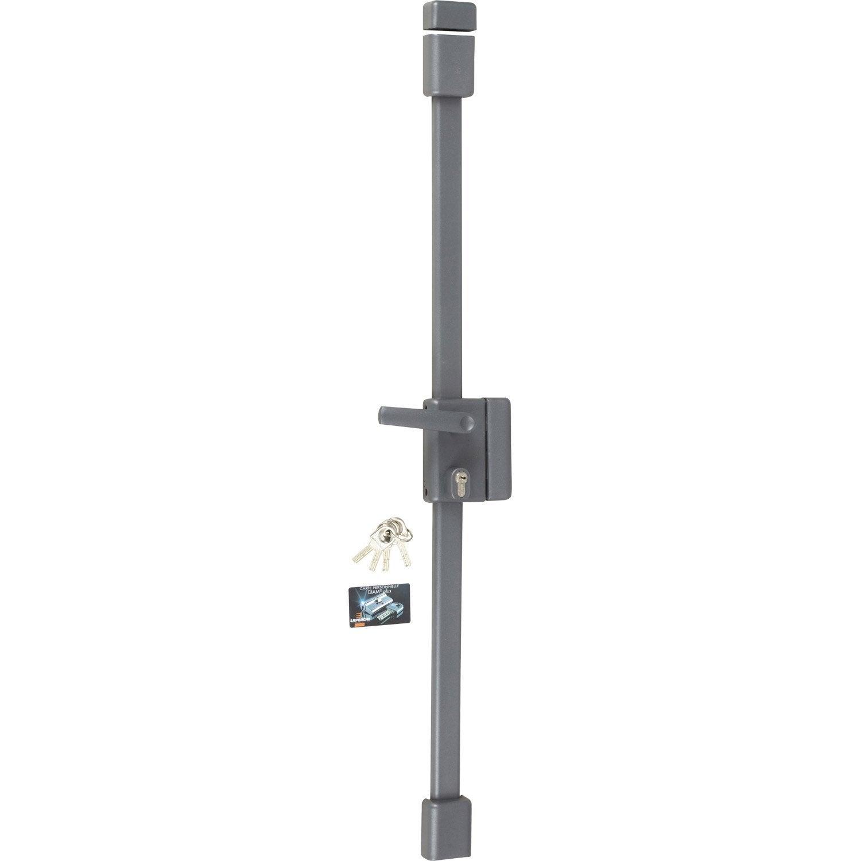 serrure en applique multipoint vachette a2p poign e droite axe 45 mm leroy merlin. Black Bedroom Furniture Sets. Home Design Ideas