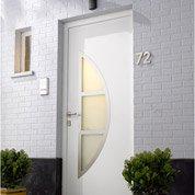 Remplacement d'une porte d'entrée en dépose totale par Leroy Merlin