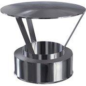 Chapeau pare-pluie simple ISOTIP JONCOUX 80 mm