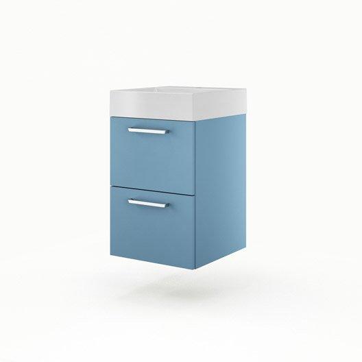 meuble vasque 45 cm neo line leroy merlin. Black Bedroom Furniture Sets. Home Design Ideas