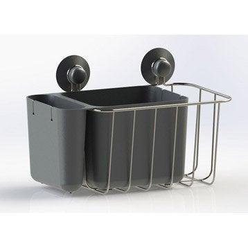 Panier de bain / douche à ventouser, paris n°1, Modulo
