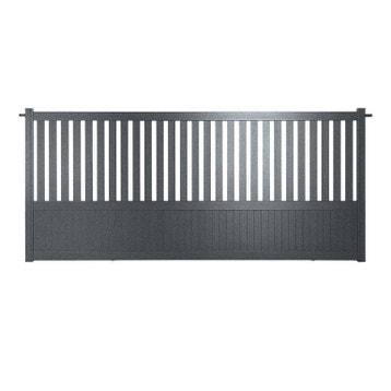 Portail - Portail aluminium, bois, fer, PVC, Battant ...