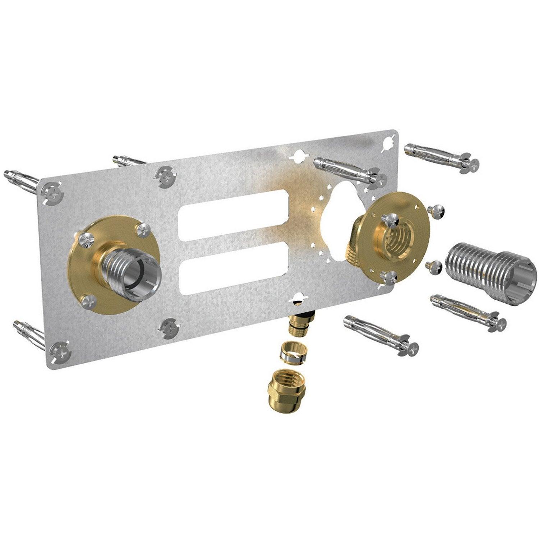 Kit D Installation Femelle A Compression Pour Tube Per Diam 12 Mm