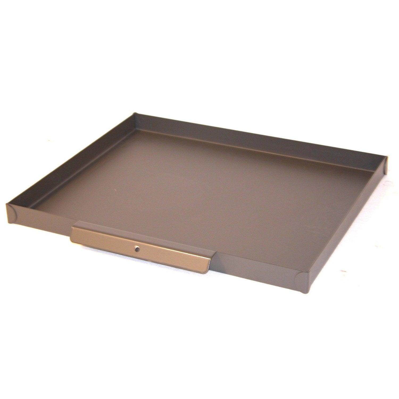 bac cendres acier lemarquier leroy merlin. Black Bedroom Furniture Sets. Home Design Ideas
