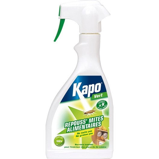 pulv risateur insecticide pour mites alimentaires kapo leroy merlin. Black Bedroom Furniture Sets. Home Design Ideas