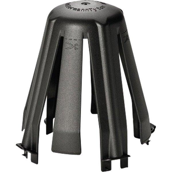 lot de 3 cloches de protection pour spot encastrer spotclip ii fixe noir - Spot Encastrable Castorama