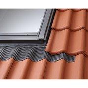 Raccord pour fenêtre de toit VELUX Edw ck02, gris