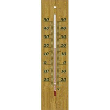 Thermomètre intérieur ou extérieur INOVALLEY Ab200