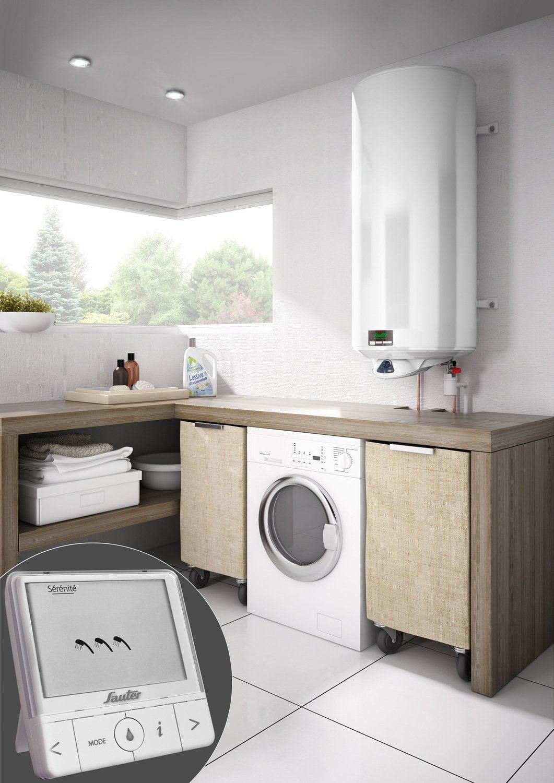 chauffe eau thermodynamique et super conomique leroy merlin. Black Bedroom Furniture Sets. Home Design Ideas