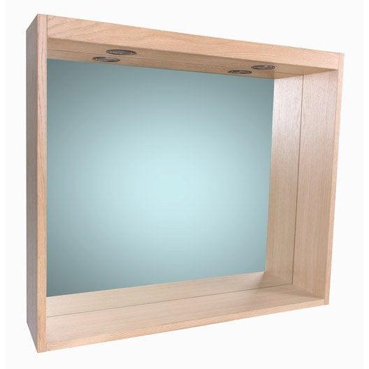 miroir avec eclairage integre l 80 cm sensea storm Résultat Supérieur 16 Impressionnant Miroir Grossissant Avec Lumiere Integree Pic 2017 Hzt6
