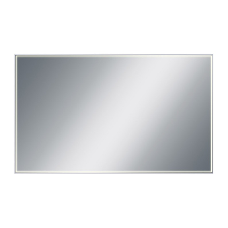 Miroir Avec éclairage Intégré L 150 X H 90 Cm Neo