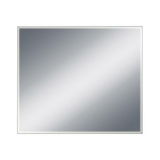 miroir avec éclairage intégré l. 105 cm, sensea neo | leroy merlin
