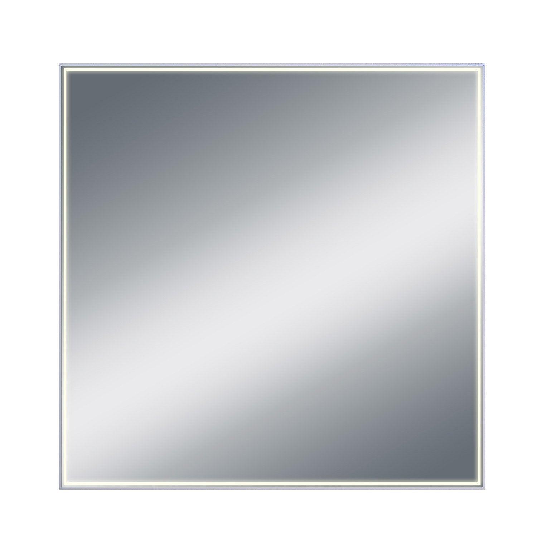 miroir avec clairage int gr l 90 cm sensea neo leroy. Black Bedroom Furniture Sets. Home Design Ideas