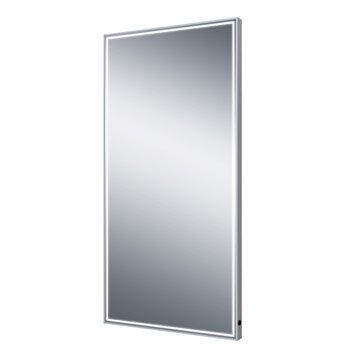 Miroir avec éclairage intégré l.45.0 cm, SENSEA Neo