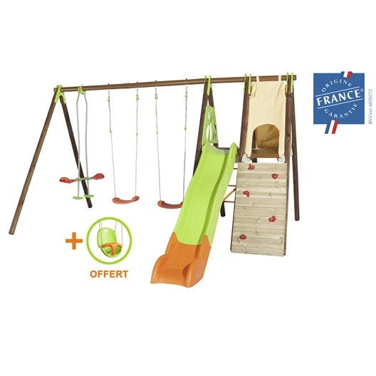 Portique Balan 231 Oire Et Aire De Jeux Pour Enfants