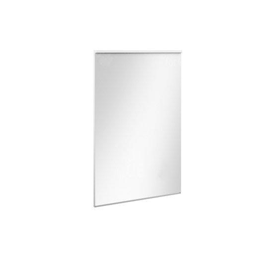 Miroir avec clairage int gr cm eden leroy merlin for Miroir avec eclairage