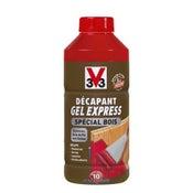 Décapant bois V33 Gel express, 1 l