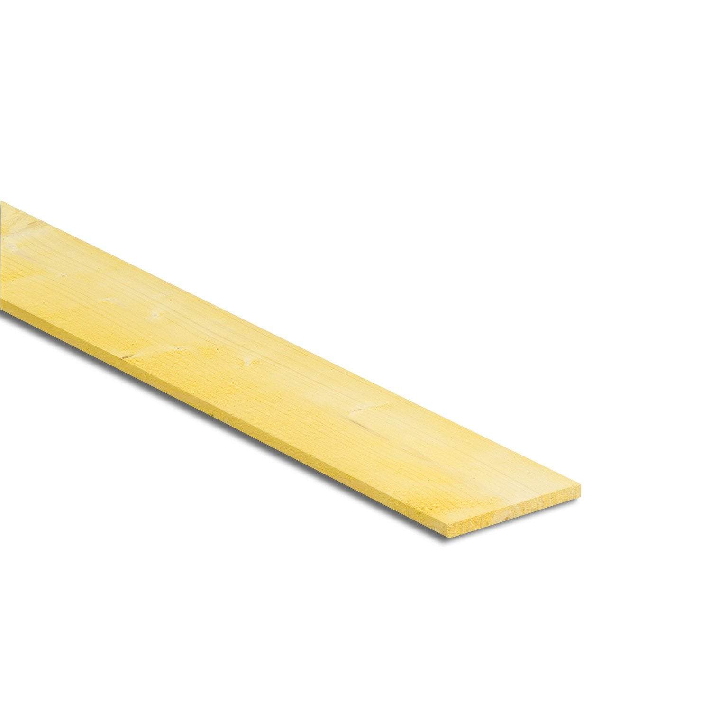 Volige En Sapin Epicéa Traité 14x150 Mm Longueur 3 M Classe 2