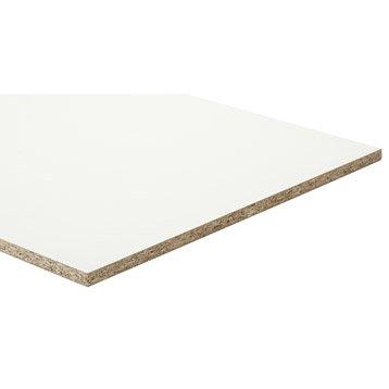 Panneau bois agglom r mdf m dium osb contreplaqu panneau bois sur mesure leroy merlin - Panneau agglomere blanc ...
