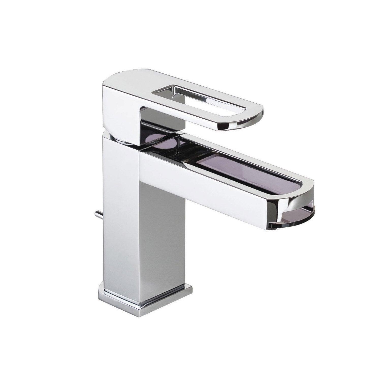 Mitigeur de lavabo, HUBER Dado cascade | Leroy Merlin