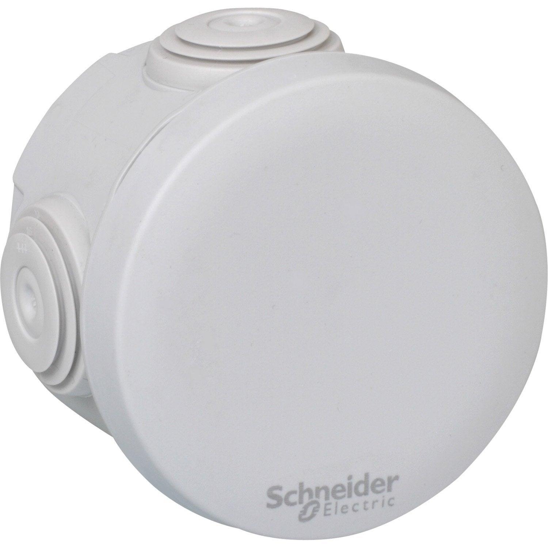 Boîte De Dérivation étanche En Saillie Schneider Electric 4 Entrées