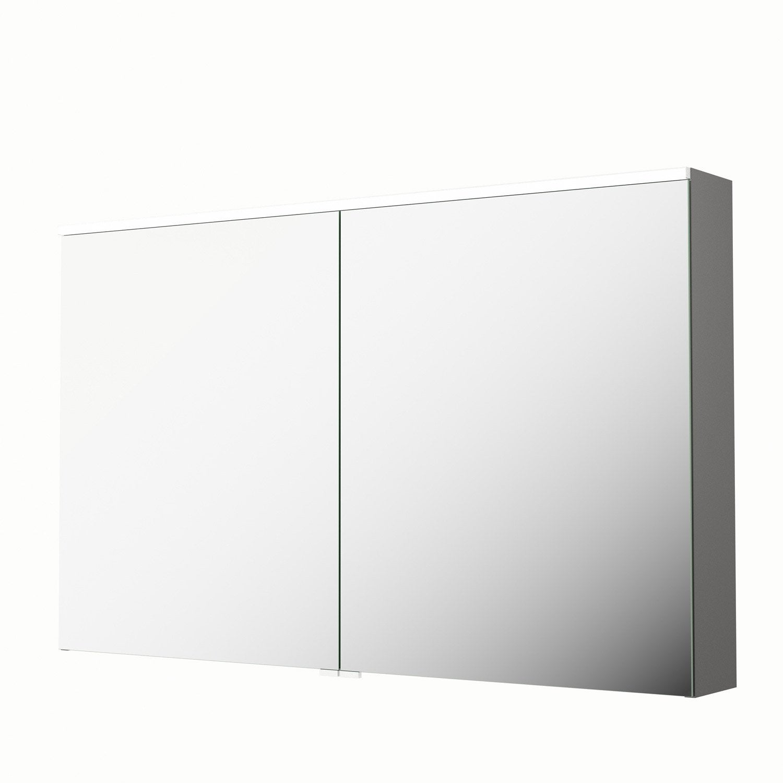 armoire de toilette n o leroy merlin. Black Bedroom Furniture Sets. Home Design Ideas