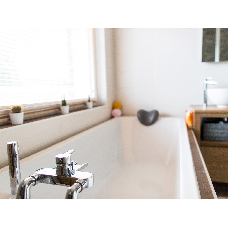 Baignoire Premium Design baignoire rectangulaire l.180x l.80 cm blanc, sensea premium design