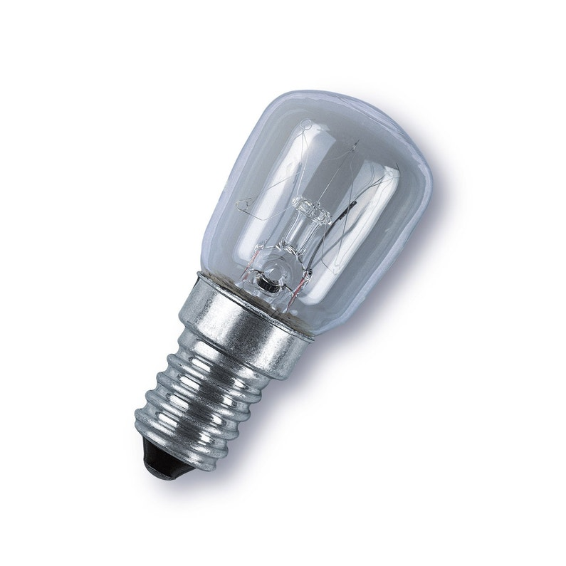 Ampoule Incandescente Pour Machine à Coudre 25w E14 2700k Osram