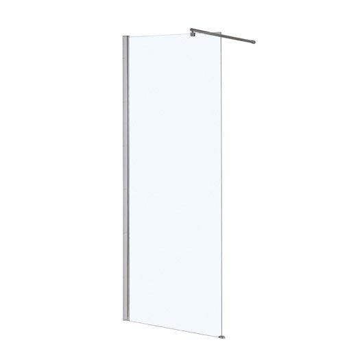paroi de douche l 39 italienne cm verre transparent. Black Bedroom Furniture Sets. Home Design Ideas